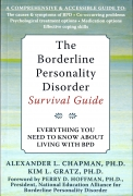 Chapman, Alexander L.; Gratz, Kim. The Borderline Personality Disorder.